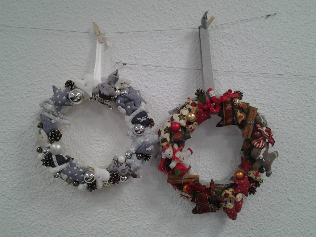Atelier Les Milles et une Décos Marché de Noël