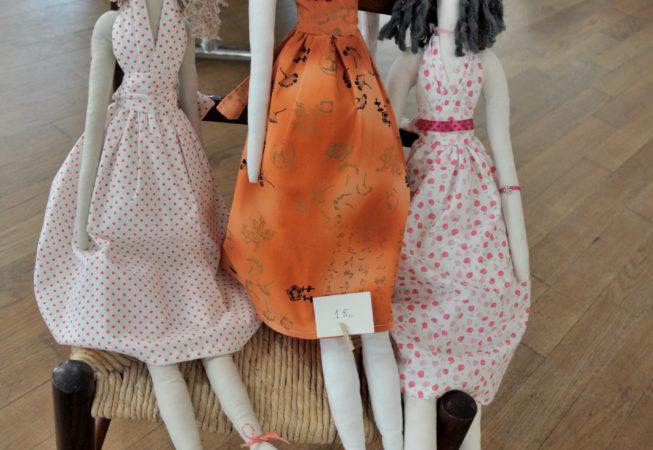 Atelier Les Mille et une Décos Grandes poupées