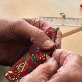 Atelier Les Mille et une Décos Marché de Noël 2019